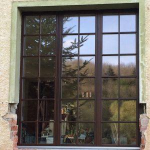 Fenêtres rénovation à l'ancienne - Vitrerie DAVID Sàrl - Yverdon-les-Bains